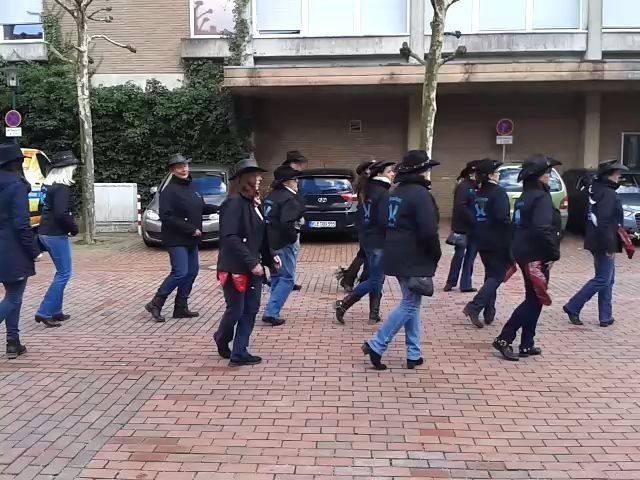 Flashmob die 4.